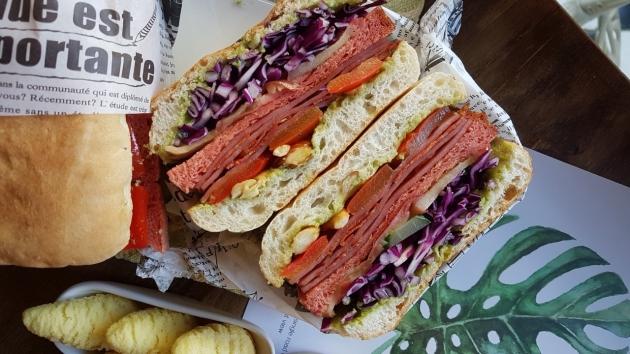 三明治 4
