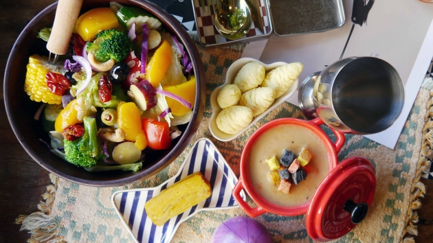 沙拉Salads 5