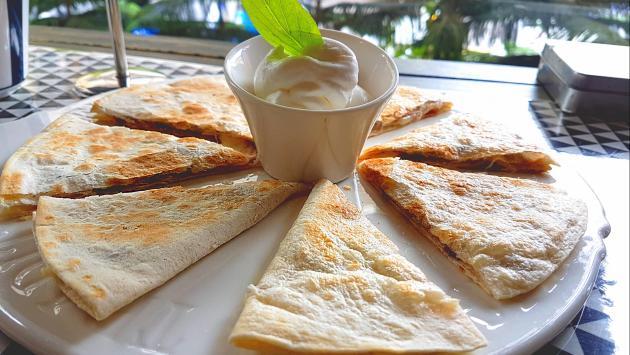 烤餅Tortilla 1
